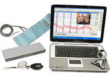 modern Los Angeles polygraph equipment